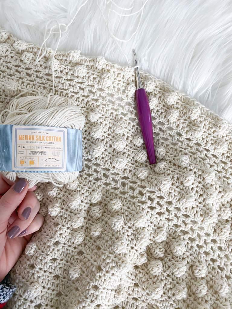 Fast crochet project