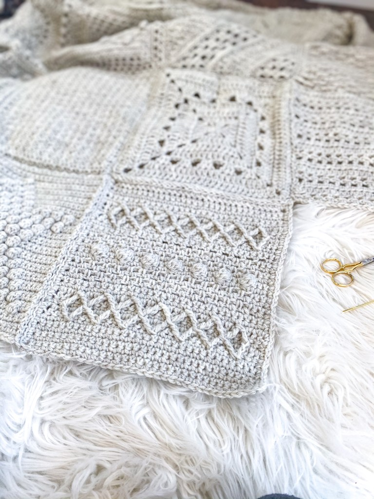 Make yours today using this crochet afghan pattern!