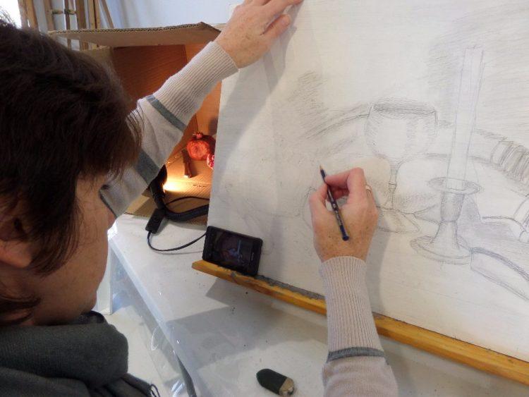 Saturday Art class, Art classes, adult art classes, cape town, fine art classes, learn art, workshops, art workshops, workshop art training, workshops teacher, art techniques, painting art techniques, mixing art techniques, fine art techniques