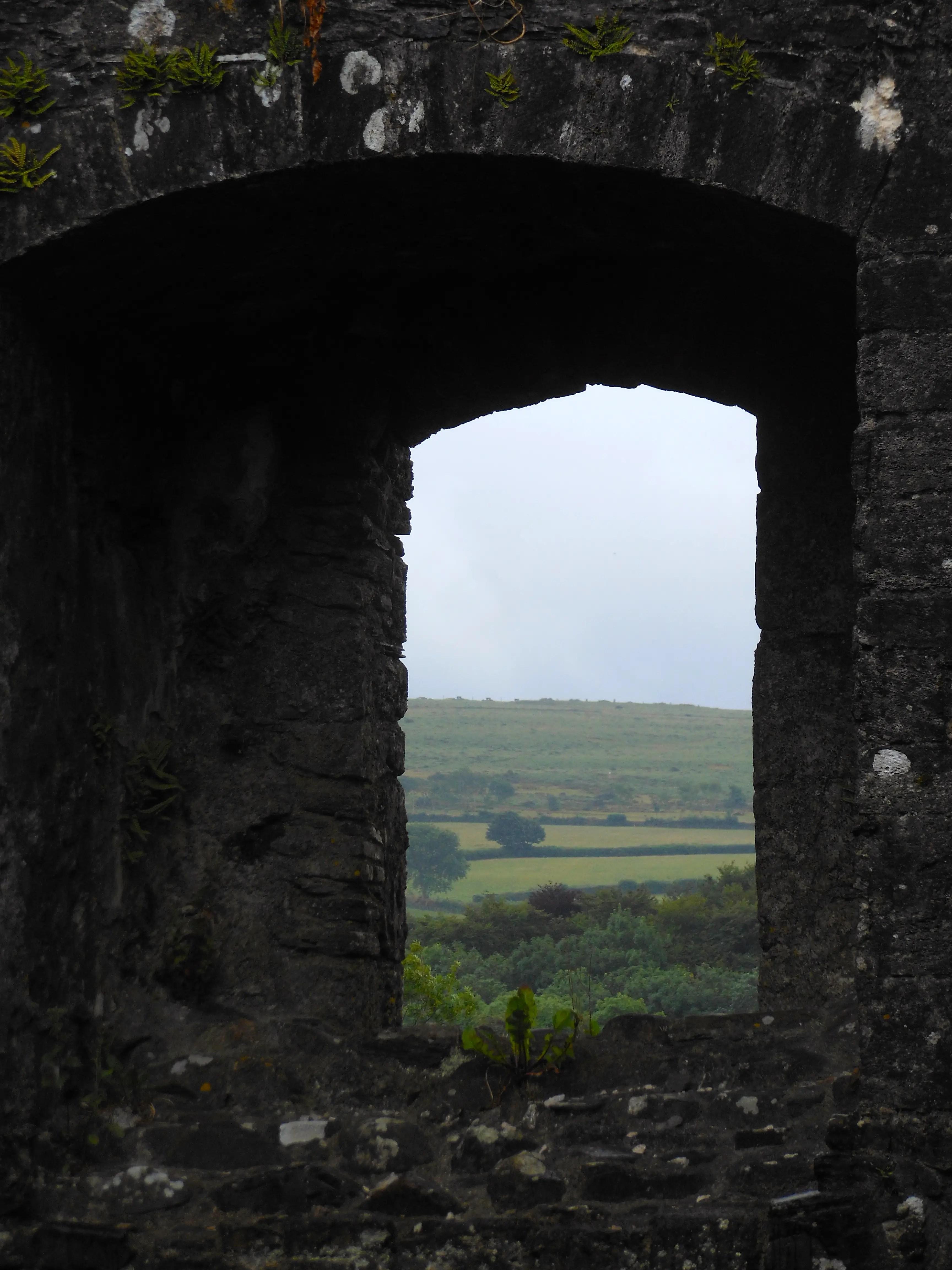 Lyford Castle