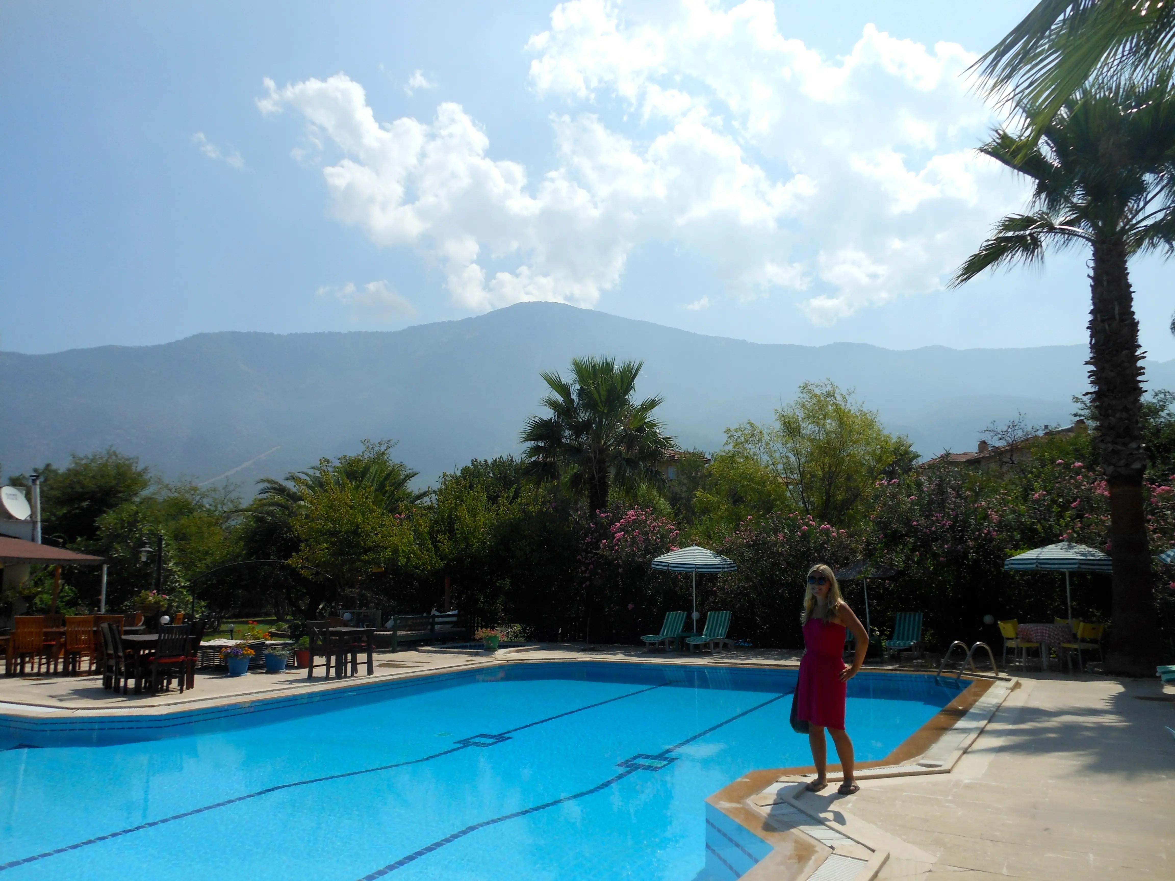 Yengec pool