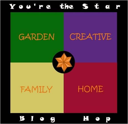 You're the Star blog hop logo