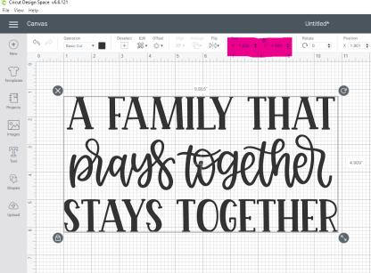 family-prays-cricut-size