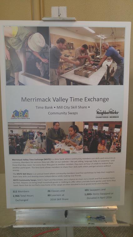 Merrimack Valley Time Exchange