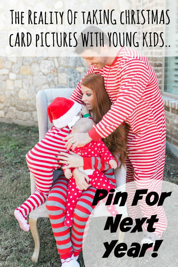 Life as a Rambling Redhead The Reality of taking Christmas Card Pics With Young Kids. httpbit.ly1jUUE6I