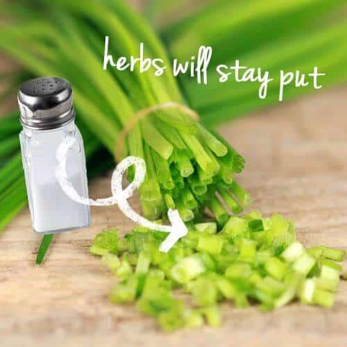 5-herbs, kitchen hacks