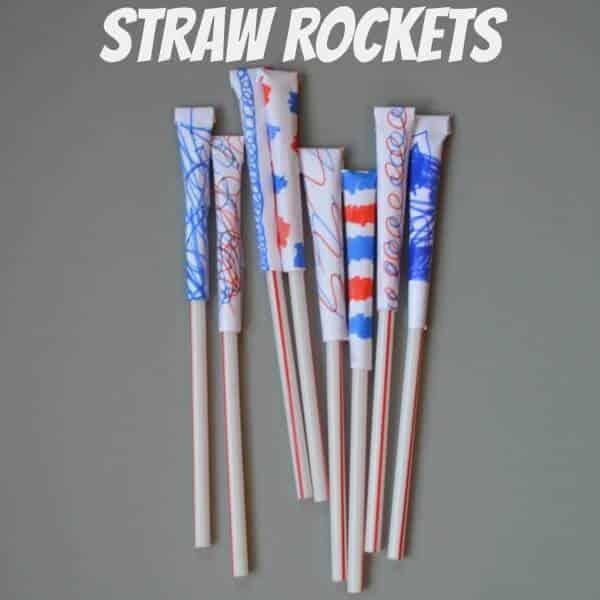 rocket-straws