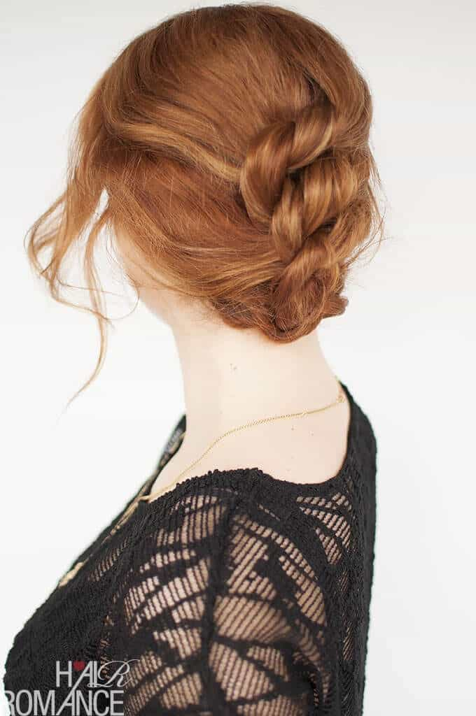 Hair-Romance-Simple-knotted-updo-hair-tutorial