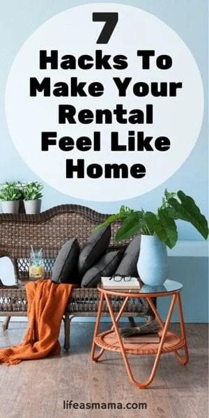 Rental Feel Like Home