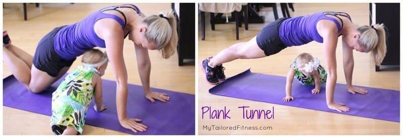 Plank-Tunnel