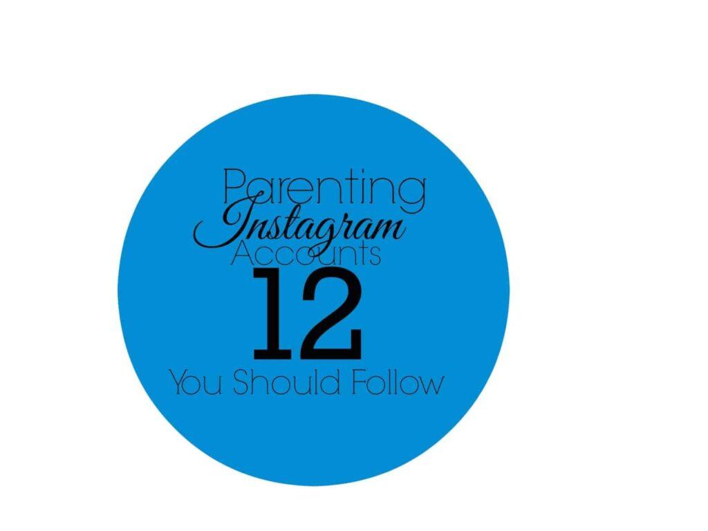 Parenting-IG-accounts
