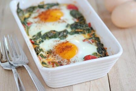 baked-egg-with-spinach-7
