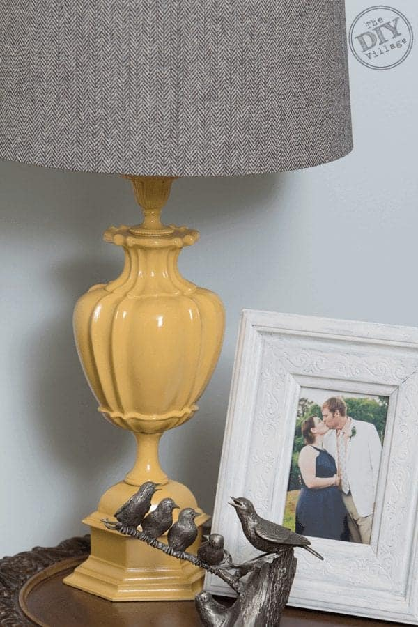 Lamp-Paint-Makeover