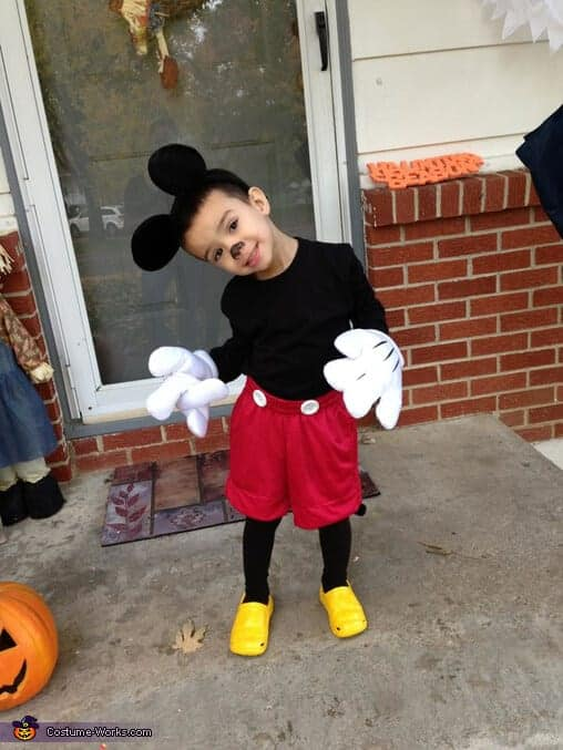 DIY Disney Costume