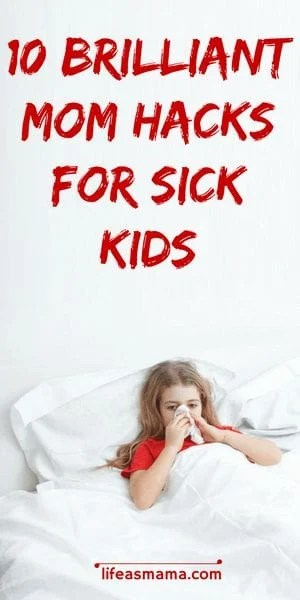 hacks for sick kids