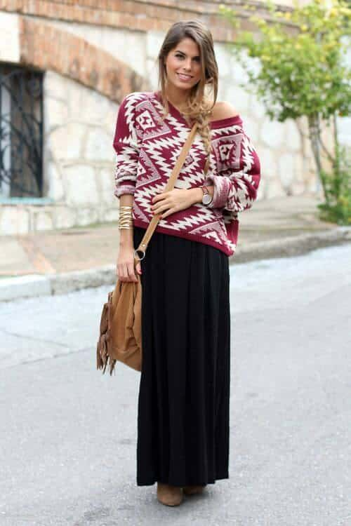 sweater-and-maxi-skirt-outfit