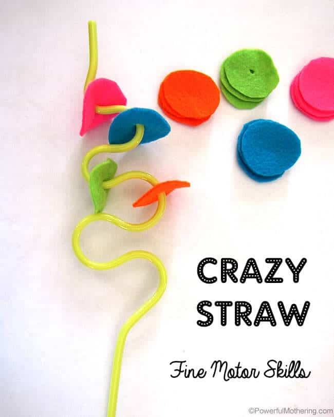 crazy-straw-fine-motor-skills-with-felt