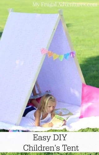 How-to-Make-a-Childrens-Tent-so-easy-and-so-inexpensive-319x500