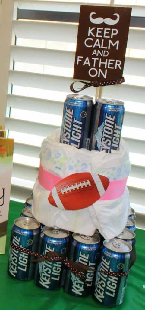 Baby Shower Gifts For Male Guests : shower, gifts, guests, Manly, Cakes, Showers
