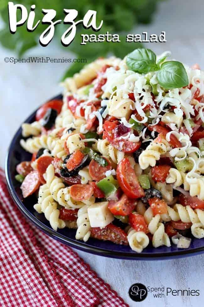 Pizza-Pasta-Salad