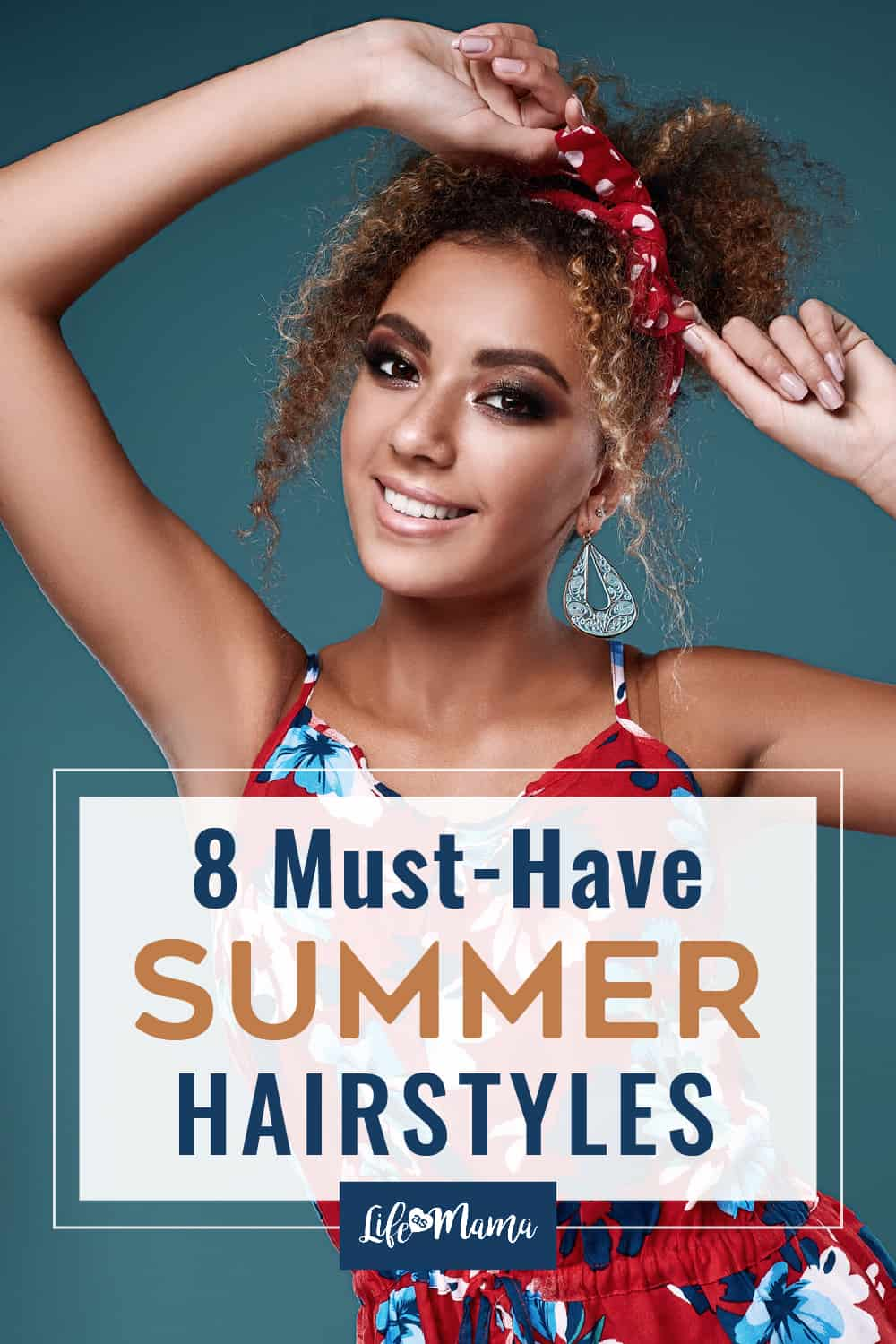8 Must-Have Summer Hairstyles