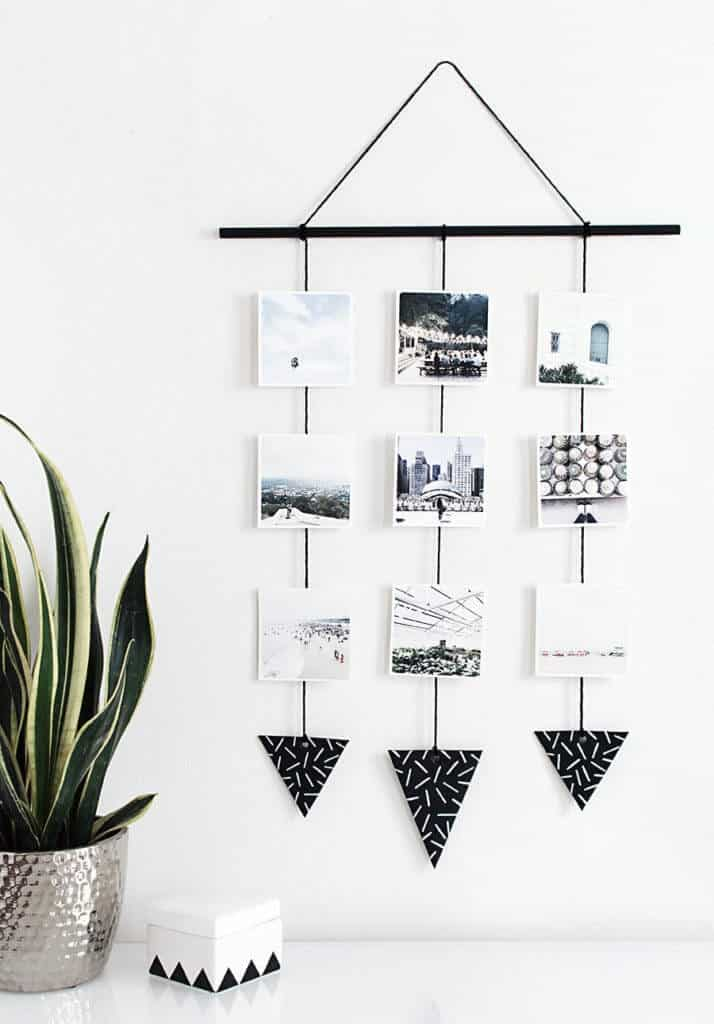 DIY-Photo-wall-hanging4