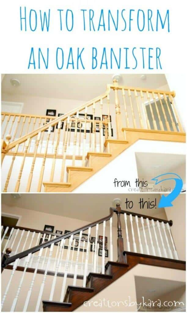 Stained-Oak-Banister-DIY-625x1045
