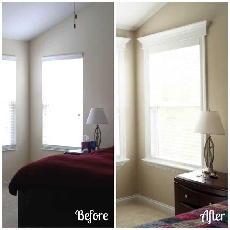 Window-Trim-Before-After-Two-Purple-Couches