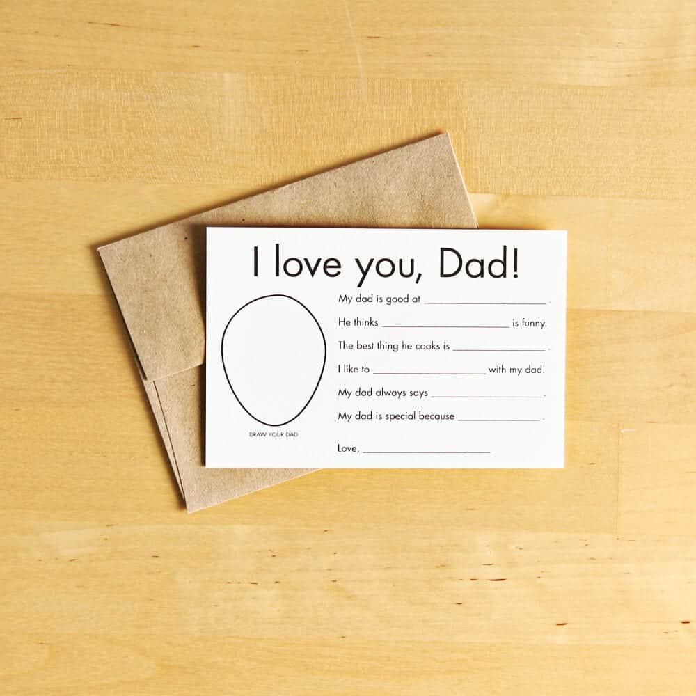 Fathers-Day-Interview-Card-with-envelope-from-The-Handcrafted-Story
