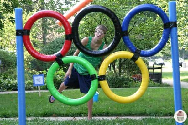 Backyard-Olympic-Games-Javelin-Throw