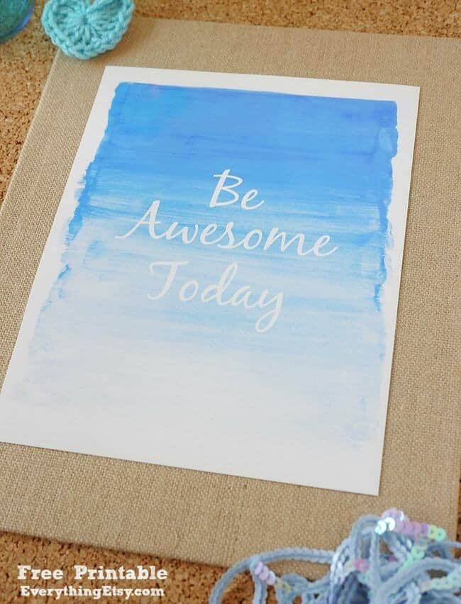 Be-Awesome-Today-Quote-Printable-on-EverythingEtsy.com_thumb