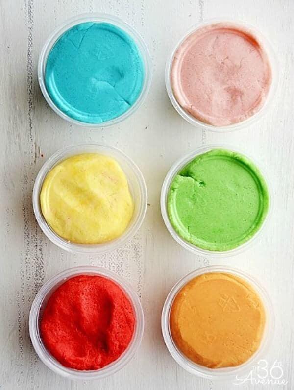 Kool-Aid-Playdough