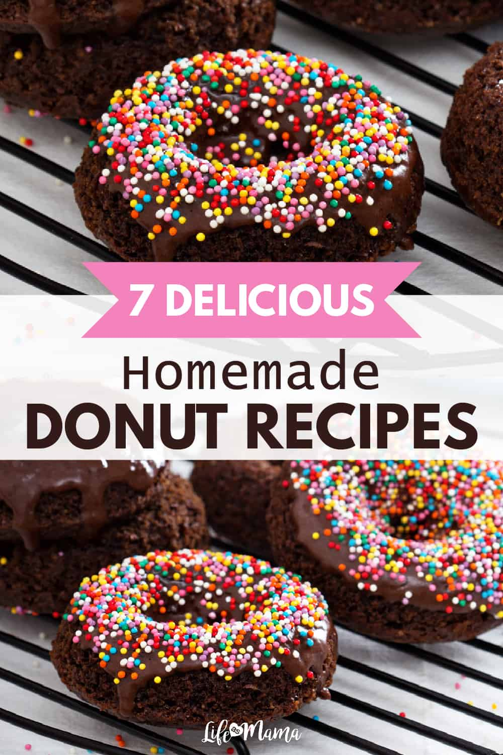7 Delicious Homemade Donut Recipes