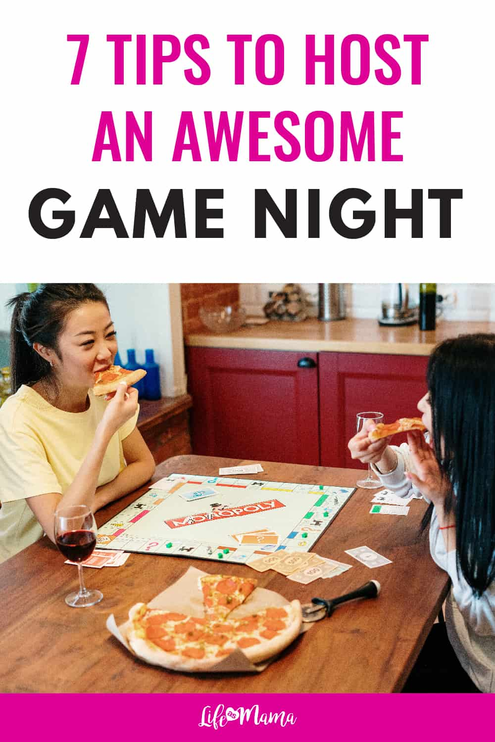 7 Tips To Host An Awesome Game Night
