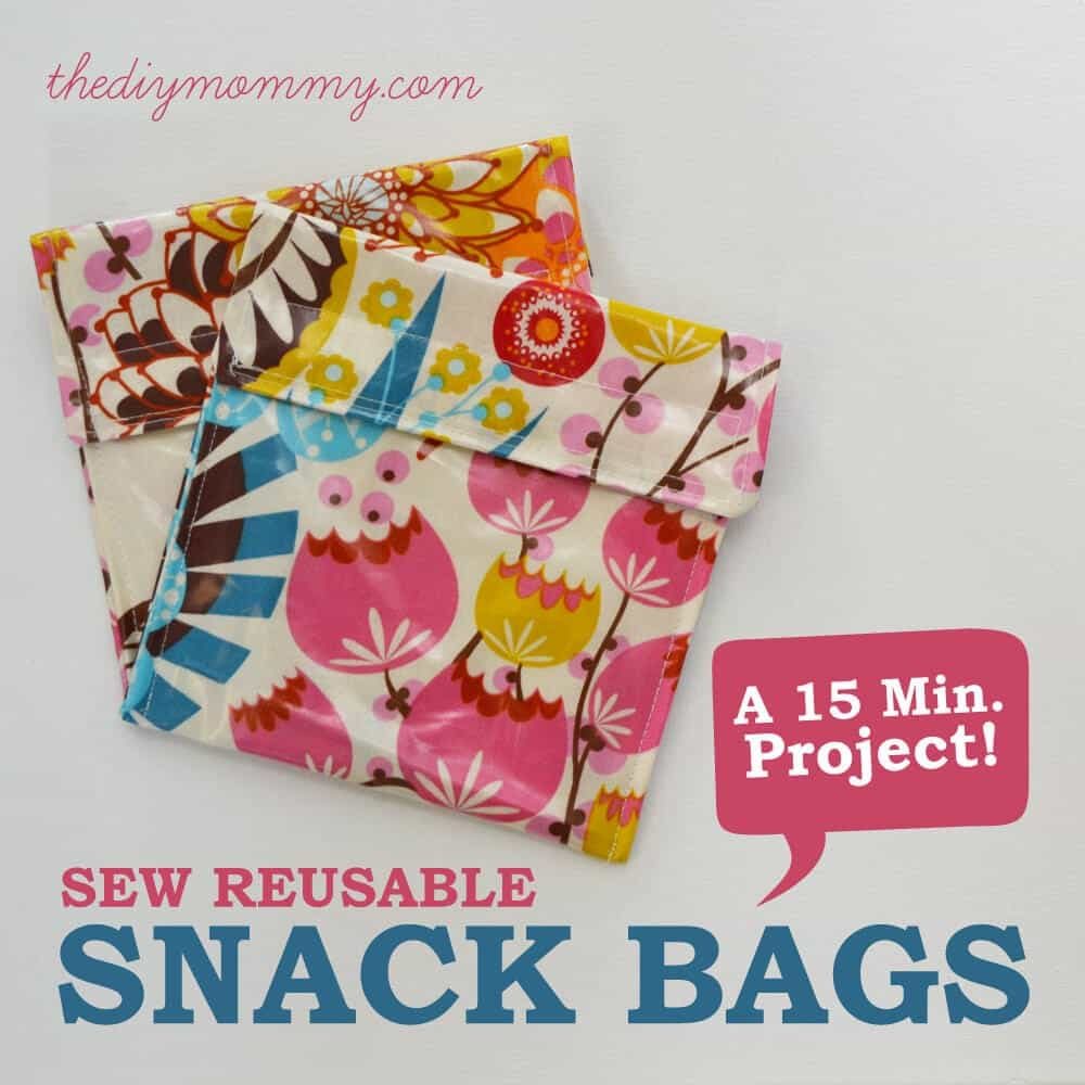 Sew-a-15-Minute-Reusable-Snack-Bag-by-The-DIY-Mommy