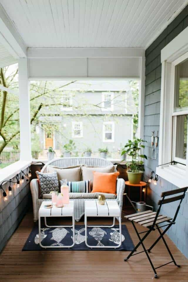 beautiful backyard decks and porches, backyard porch