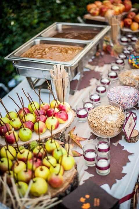 diy-caramel-apple-bar