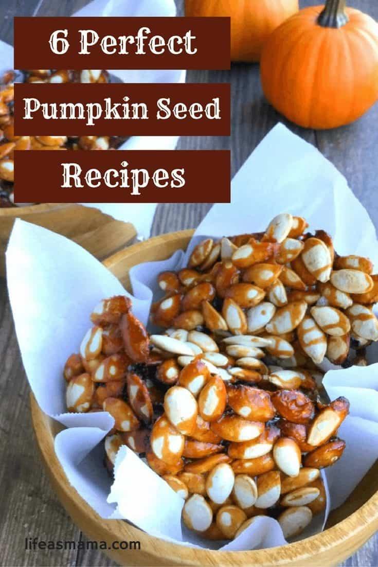 Perfect Pumpkin Seed Recipes