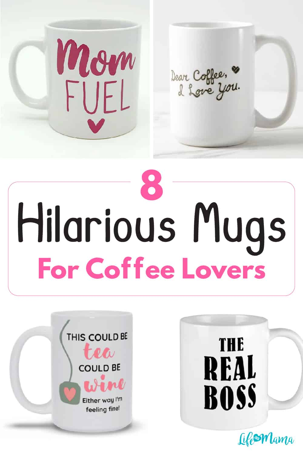 8 Hilarious Mugs For Coffee Lovers