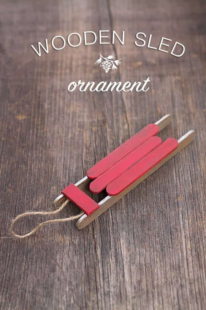 red-sled-ornament-1