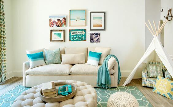kid-friendly Living Rooms