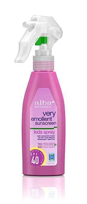 sunscreens for kids
