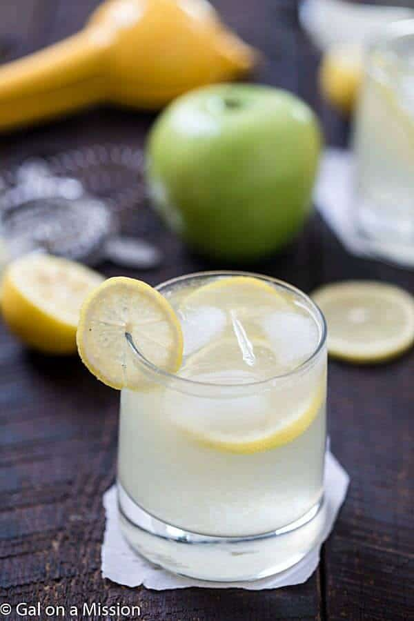 adult lemonades