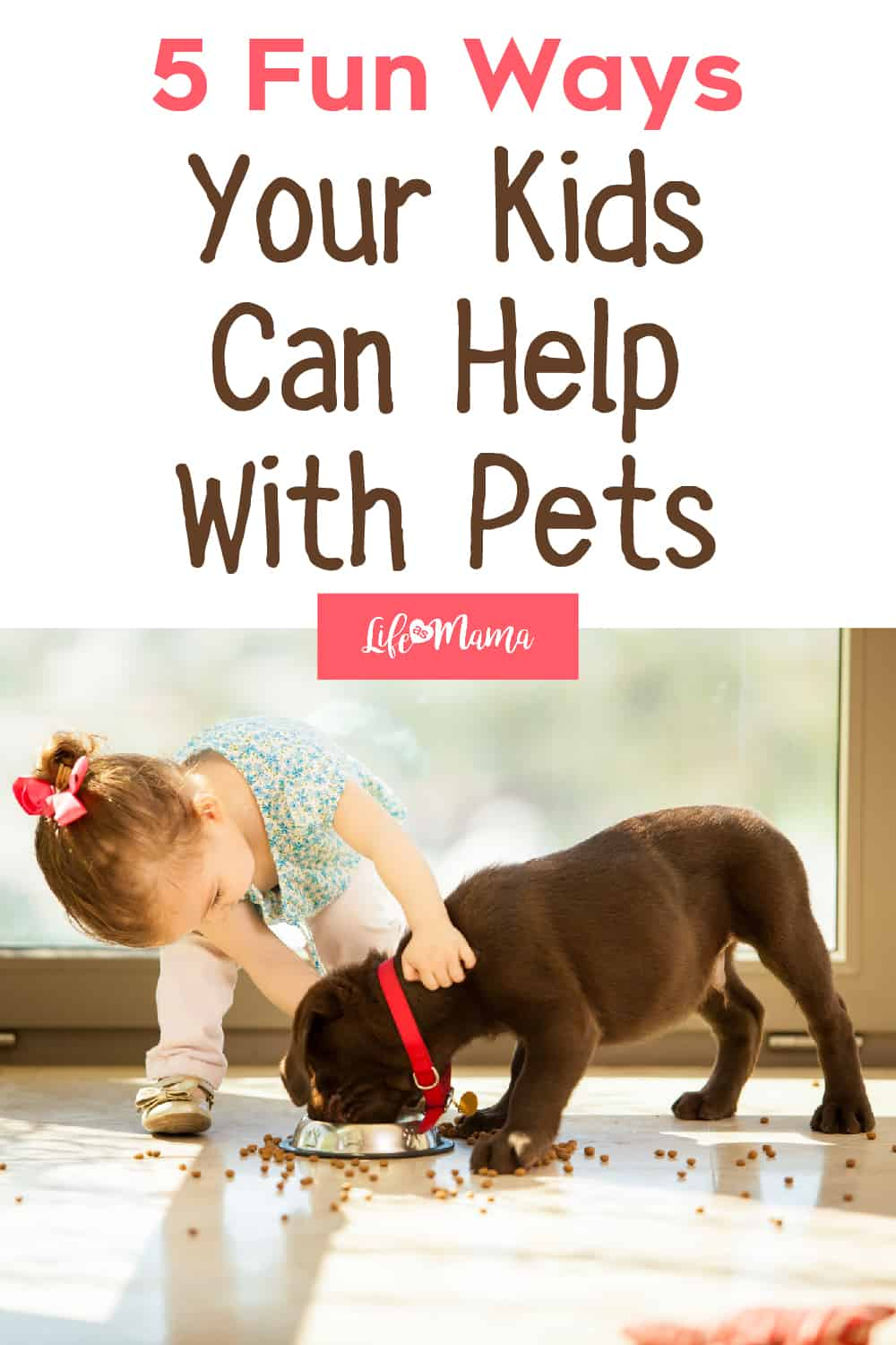 5 Fun Ways Your Kids Can Help With Pets-03-01