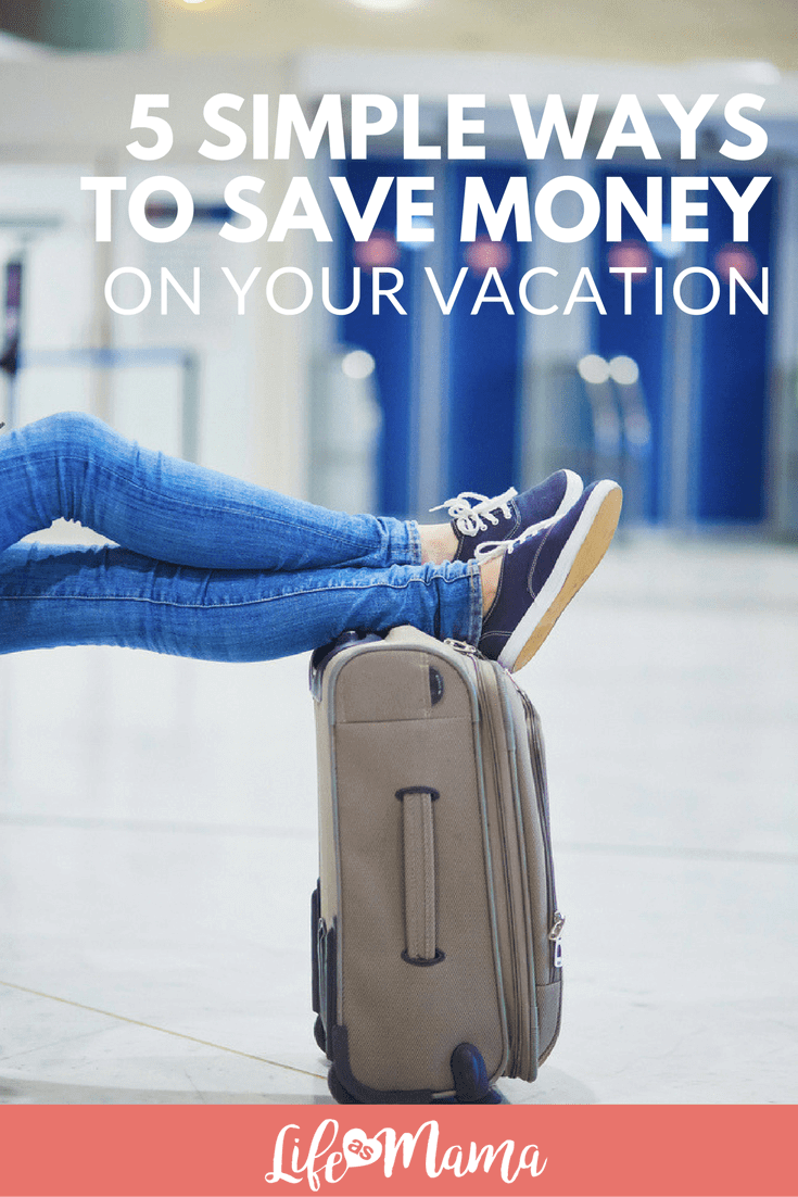 save money on vacation