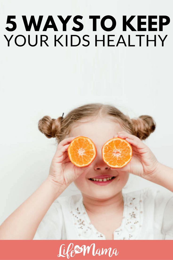 keep kids healthy