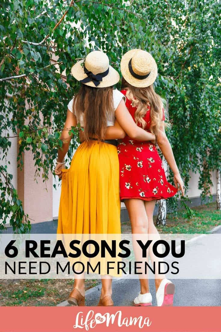 mom friends