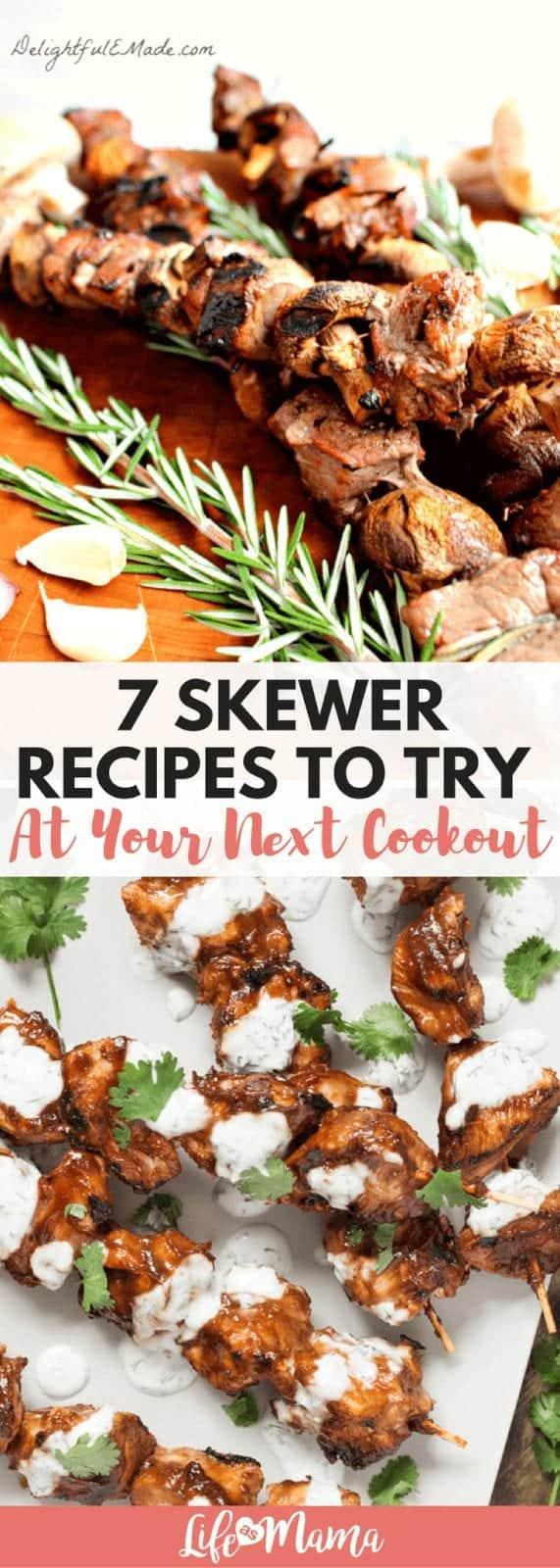skewer recipes