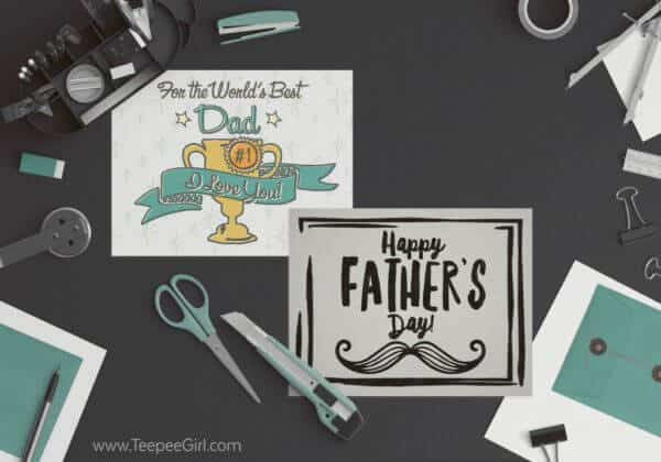 printable father's day cards