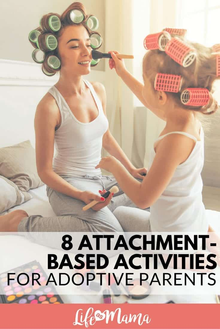 attachment-based activities